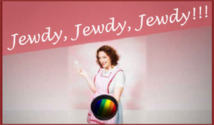 judy gold - jewdy, jewdy, jewdy photo